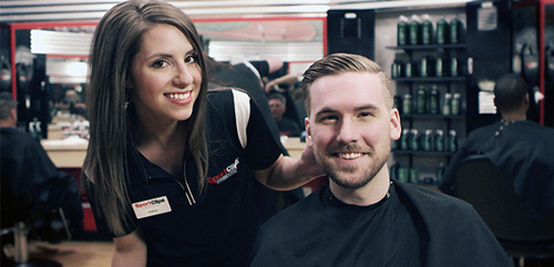 Sport Clips Haircuts of Lakeport Haircuts